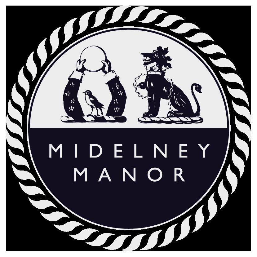 Midelney Manor Crest